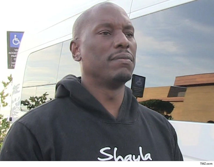 Tyrese Says He's Spending Way More Than He Makes, Can't Afford Ex's Attorney