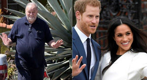 Meghan Markle's dad claims he hung up on Prince Harry during call about staged paparazzi photo