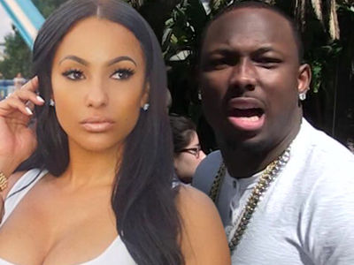 LeSean McCoy Ordered to Let Ex-GF Back In Home