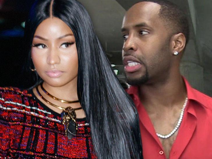 Nicki Minaj and Safaree Both Attending MTV VMAs Calls for Increased Security