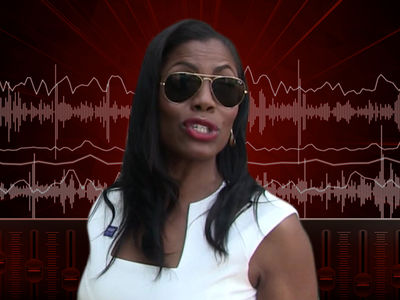 Omarosa Secretly Recorded Staffers During Campaign and Trump Calls Her 'Dog'