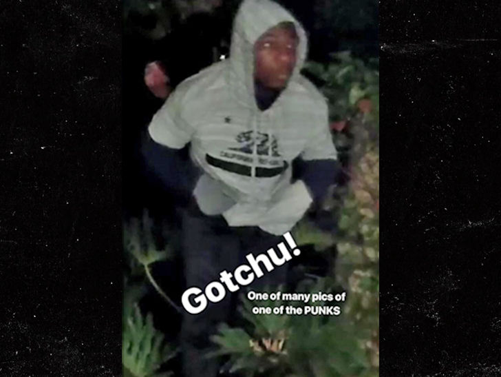 Shaunie O'Neal Thwarts Home Intruders, 'You're On Camera, Smile Bitch!'