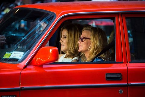 Felicity Huffman and Patricia Arquette