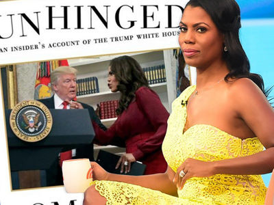 9 Meatiest Donald Trump Allegations From Omarosa's 'Unhinged' Tell-All
