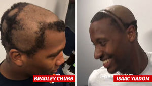 Denver Broncos Haze Rookies with Terrible Haircuts