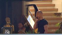 Jeremy Meeks and Chloe Green's Baby Enjoying the Yacht Life