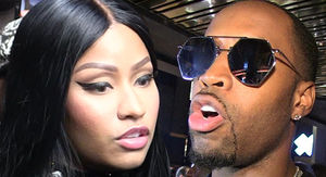 Safaree Claims Nicki Minaj Cut Him with Knife and Tried to Kill Him