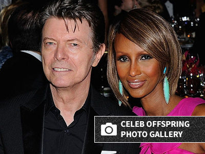 David Bowie & Iman's Daughter Turns 18 as Model Mom Celebrates with New Photo!