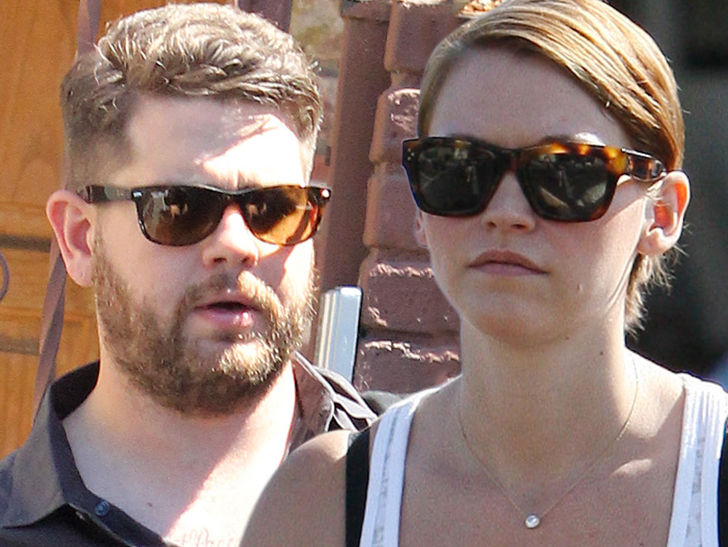Jack Osbourne Draws Line in the Sand in Divorce Over Spousal Support