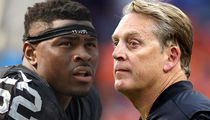 Ex-Raiders Coach Jack Del Rio, Pay Khalil Mack Already!