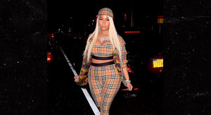 Nicki Minaj Unfazed By Twitter War With Safaree