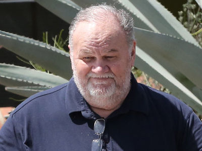 Thomas Markle is Definitely Not Starting His Own Clothing Line