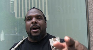 NFL's Willie Colon Says Don't Sink to Trump's Level!