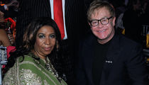 Aretha Franklin's Famous Friends ... See Her Celeb Companions