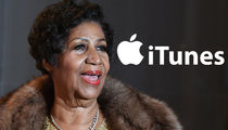 Aretha Franklin Dominates Music Charts After Death