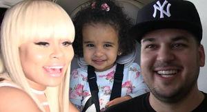 Blac Chyna Says Dream Looks More Like Her Than Rob Kardashian