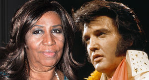 Aretha Franklin and Elvis Presley Die on Same Day 41 Years Apart