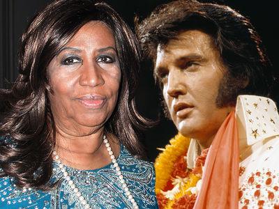 Aretha Franklin and Elvis Presley Both Die on Aug. 16, 41 Years Apart