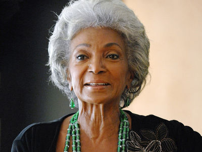 'Star Trek' Star Nichelle Nichols' Son is Trying to Control Her, Claims Alleged Friend