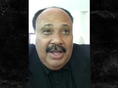 Martin Luther King III Proud Of Aretha Franklin's Social Activism