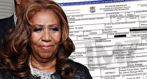 Aretha Franklin's Death Certificate Shows Cause of Death Was Pancreatic Cancer