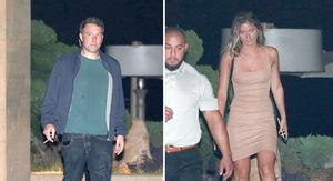 Ben Affleck Has Dinner at Nobu Malibu with Playboy Model, Not Lindsay Shookus