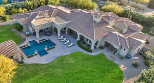 Carson Palmer Sells Epic Arizona Palace After Cardinals Retirement