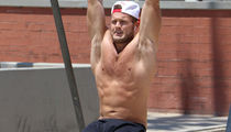 Colton Underwood Works On His Hot Bod In Venice Beach