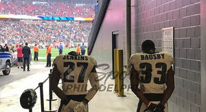 Three Philadelphia Eagles Players Stay In Tunnel For National Anthem