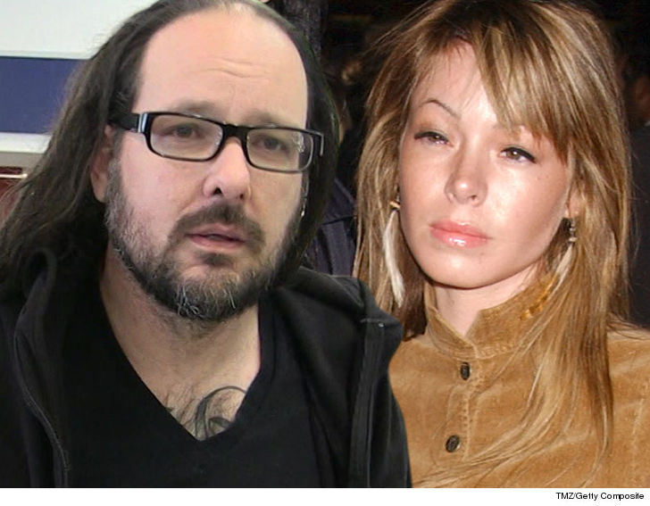 Deven Davis, wife of Korn singer Jonathan Davis, dies at 39