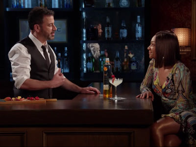 Tiffany Haddish Reveals the Best Thing About White People on 'Kimmel'