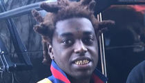Kodak Black's a Free Man After Early Jail Release