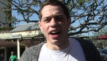 Pete Davidson Pulled Over and Passenger Busted for Drugs