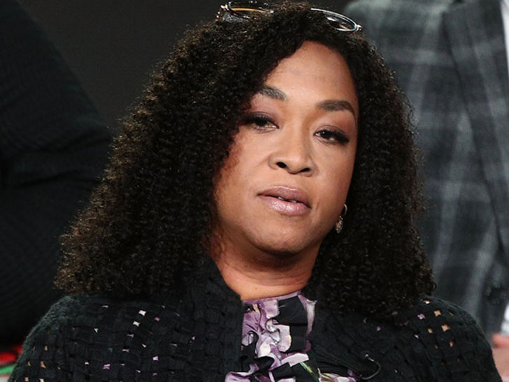 Shonda Rhimes Sued Over Sidewalk Slip and Fall