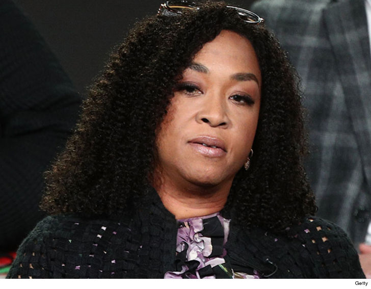 Shonda Rhimes Sued Over Sidewalk Slip and Fall