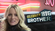 Stormy Daniels Bails on 'Celebrity Big Brother' at the Last Minute