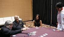 Steve Wozniak & Real-Life 'Molly's Game' Ringleader Face Off in Poker
