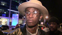 Young Thug Arrested for Felony Gun Possession After Album Release Party