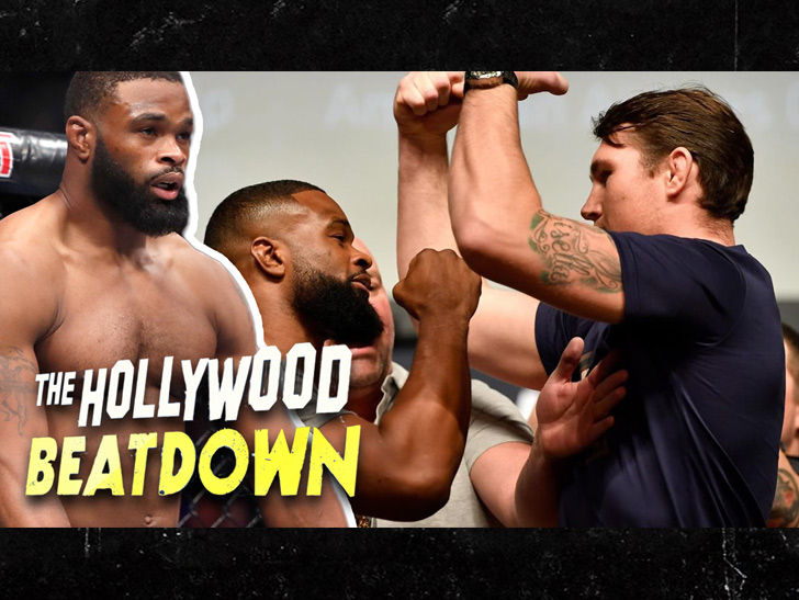 Tyron Woodley is Furious Over UFC 227 Encounter with Darren Till