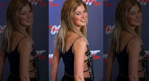 'Gone Girl' star Rosamund Pike was asked to 'drop' her dress during 'Die Another Day' audition
