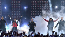 Backstreet Boys Concert Canceled After Tent Collapses