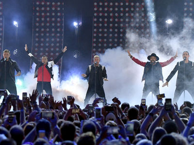 Backstreet Boys Concert Canceled After Tent Collapses Injuring Several Fans