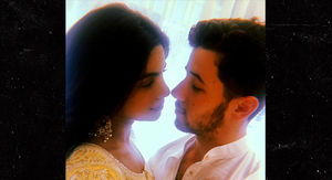 Nick Jonas and Priyanka Chopra Celebrate Engagement in Traditional Indian Ceremony