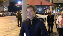 Ed Westwick Back on Hollywood Scene After Being Cleared of Sexual Assault