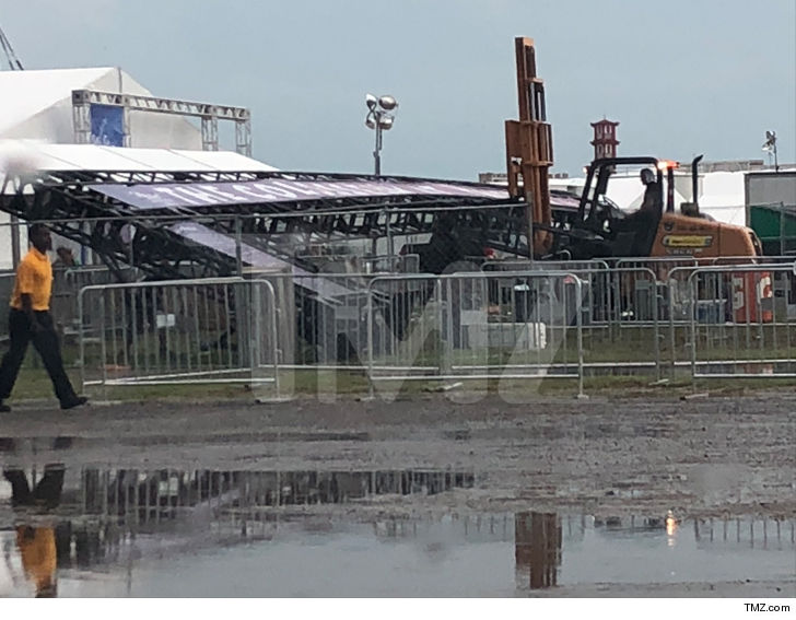 Backstreet Boys Fan Recounts Harrowing Tent Collapse Accident