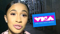 Cardi B Is Not Performing at the 2018 MTV VMAs