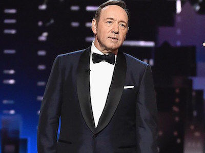 Spacey's First Movie Since Sexual Misconduct Allegations BOMBS SO HARD!