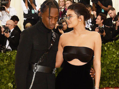 Kylie Jenner CLAPS BACK at This Claim She SPLIT with Travis Scott