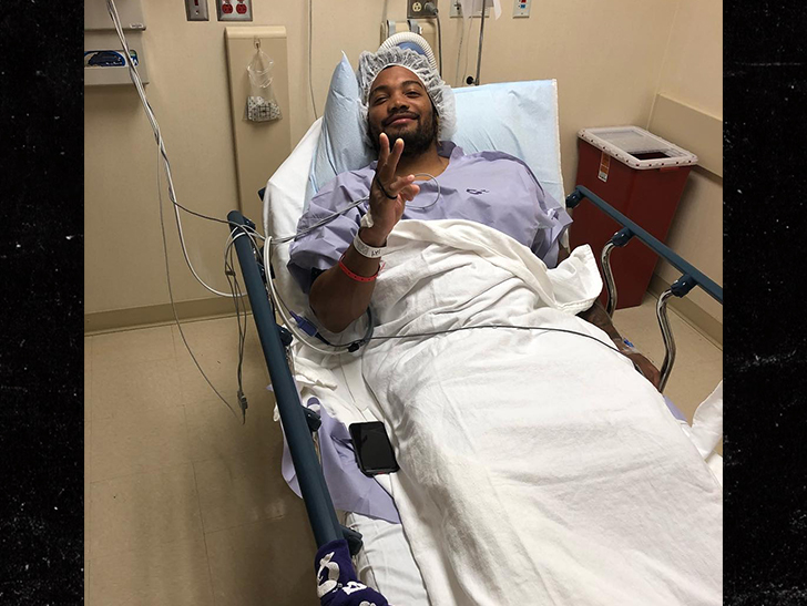 NFL's Derrius Guice Legendary Doctor Will Fix My ACL!