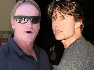 Jon Gruden Insults Tom Cruise for No Apparent Reason